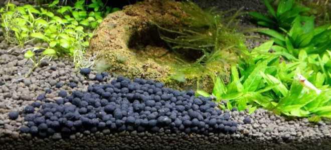 Как сделать питательный грунт для аквариума своими руками